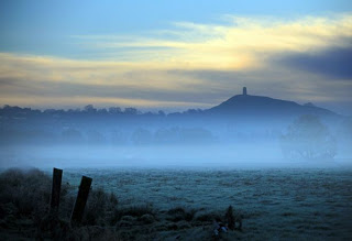 glastonbury-tor. Avalon