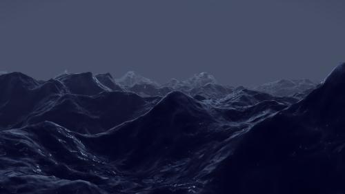 Stormy-sea