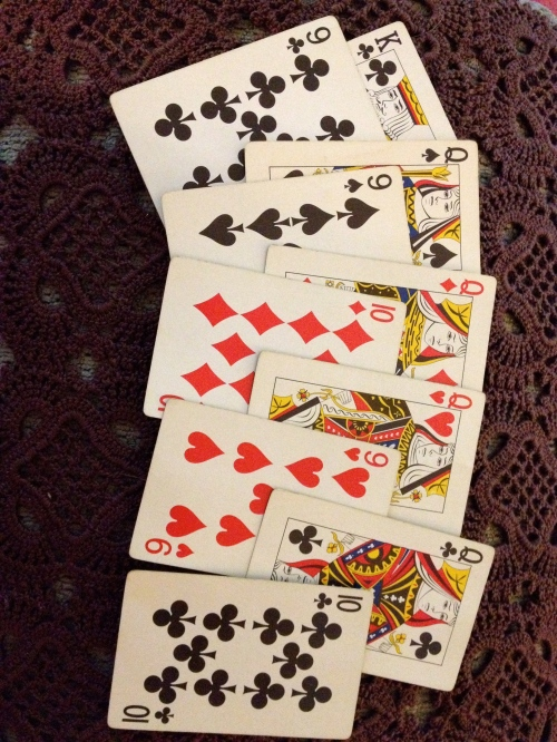 FIVE CARDS